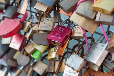 恋愛のブロック